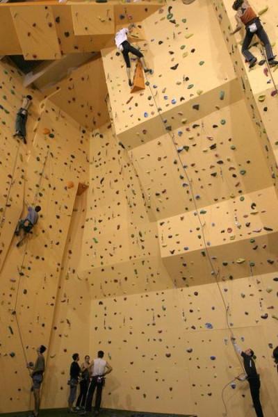 Lezecké centrum Vertigo Bratislava